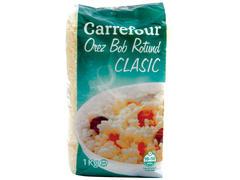 Orez bob rotund clasic 1 kg Carrefour