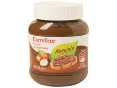 Crema tartinabila cu alune de padure 400 g Carrefour