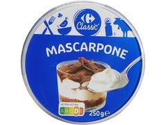 Mascarpone 250 g Carrefour