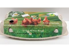 Oua cod 1, marimea M, 10 bucati Eco farm fresh