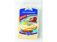 Cascaval clasic feliat 150 g Five Continents