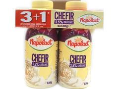 Chefir 3.5% grasime  Napolact 4x330g  3+1 gratis