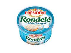 Crema de branza cu sare de mare 100 g President