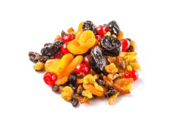 MIX FRUCTE USCATE EXTRA 175G