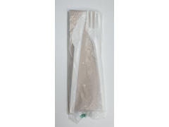 Set biodegradabil cutit,furculita & lingura