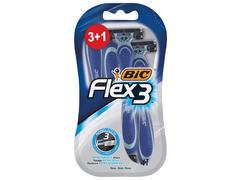 Aparat ras flex3 comf 3+1gratis BIC