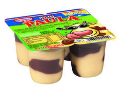 Iaurt mini vanilie Paula 4 x 50 g Dr. Oetker