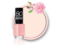 Lac de unghii Rimmel 60 Seconds Shine 262 Ring a Ring o'Roses