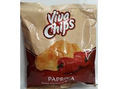 Chips ardei 50g Viva