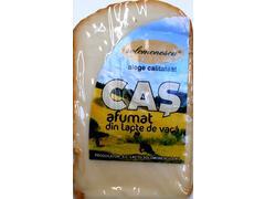 Cas afumat din lapte de vaca 450 g Solomonescu
