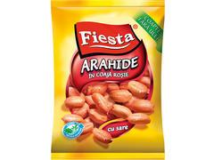 Arahide in coaja rosie, coapte si sarate Fiesta 300g