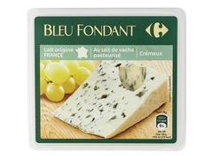 Branza bleu fondant 125 g Carrefour