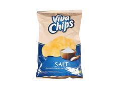 Chipsuri cu sare Viva 100g