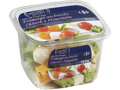 Branza cuburi pentru salata150G Carrefour