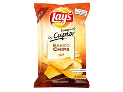 Chips cu sare Lay's 125g