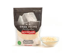 Branza Gran Primo rasa 100 g Agriform