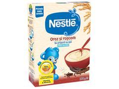 """ Cereale Nestlé® Orez si roscove, 250g, Inceperea diversificarii  """