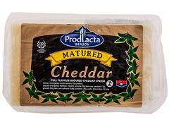 Cheddar maturata 350 g Prodlacta