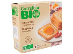 Biscuiti integrali 300 g Carrefour Bio