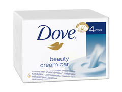 Sapun beauty cream bar Dove 4 x 100g