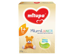 Lapte pentru copii Milupa Milumil Junior 1+ 600g