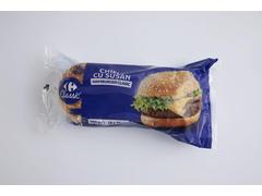 Chifle hamburger Carrefour 4 buc 300g