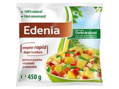 Amestec legume ciorba vacuta congelat 450 g Edenia