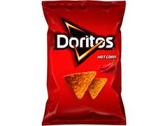 Chips hot corn  Doritos  100g