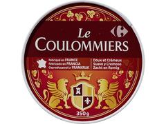 Coulommiers 350 g Carrefour