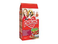 Hrana uscata cu pui si legume Darling 10kg