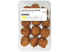 CHIFTELUTE DE LEGUME 220G
