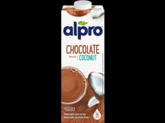 Alpro Băutură din nucă de cocos, cu aroma de ciocolată 1L