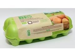 Oua categoria M*ECO Carrefour BIO caserola biodegradabila 10 buc.