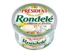 Crema de branza cu lapte de capra 100 g President