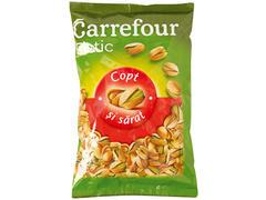 Fistic copt si sarat Carrefour 250g