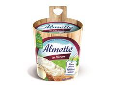 Crema de branza proaspata cu hrean Almette 150g