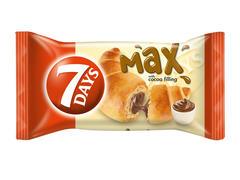 Croissant cu crema de cacao Max 85 g 7 Days