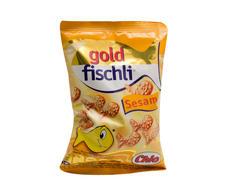Biscuiti cu susan Gold Fischli 100g