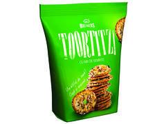 Covrigei cu mix de seminte Toortitzi 80 g Alka