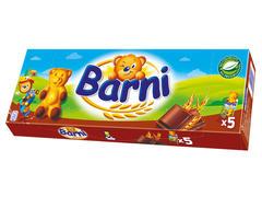 Pachet prajituri cu crema de ciocolata 150 g Barni