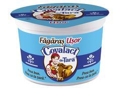 Branza Fagaras Usoara 3% grasime Covalact de Tara 185g