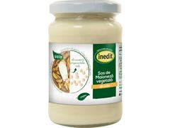 Sos de maioneza vegetala 200 g Inedit