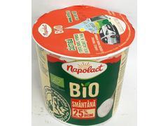 Smantana eco 25% grasime, 300 g Napolact