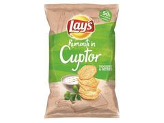 Chips iaurt & plante aromatice 125 g Lay's