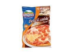 Delicii calde Braza rasa pentru pizza 150g Hochland