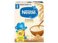 """"""" Cereale Nestlé® 8 Cereale, 250g, de la 8 luni  """""""