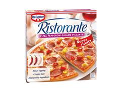 Pizza salam picanta 320g Ristorante