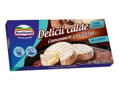 Delicii calde Camembert la gratar 200g Hochland