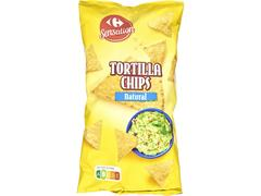 Tortilla chips nature Carrefour