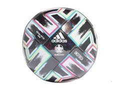 Minge de fotbal Adidas Uniforia Training Euro 2020, Negru